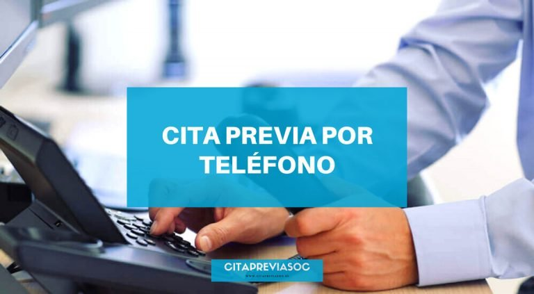 Cita previa inem telefono
