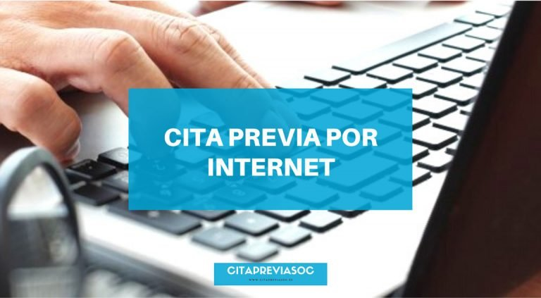Cita previa inem sepe por Internet
