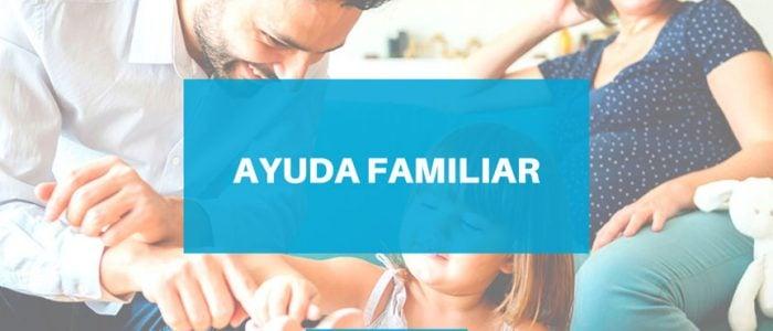 ayuda familiar