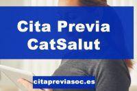 Cita previa en CatSalut