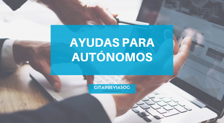 ayudas para autonomos