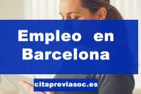 Empleo en Barcelona