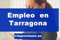 Empleo en Tarragona