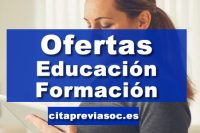 Educación, formación e investigación