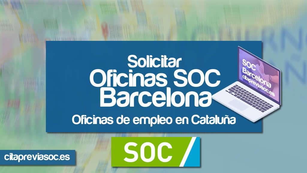 Oficinas Soc En Barcelona Servei D Ocupacio De Catalunya