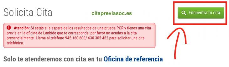 Cita Previa Mi Lanbide Servicio Vasco De Empleo Por Telefono E Internet